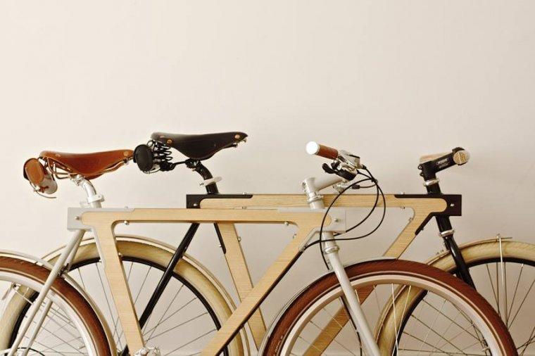 Wood.b - drewniane rowery od BSG bikes