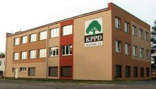 Siedziba zarządu KPPD w Szczecinku