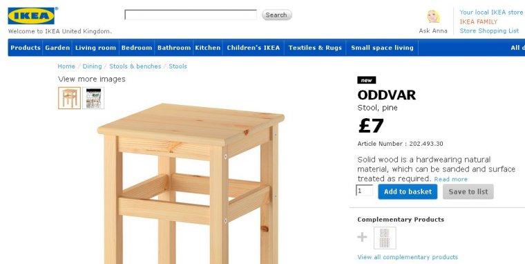 Ikea wywoła tąpnięcie na rynku meblowym?