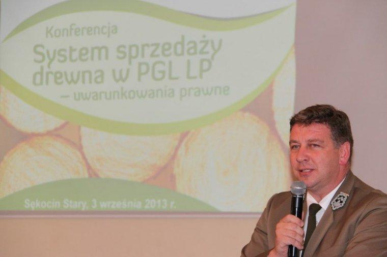 Konferencja: System sprzedaży drewna w PGL LP – uwarunkowania prawne