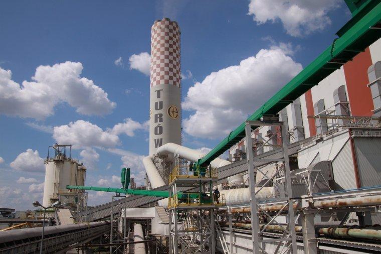 Instalacja współspalania biomasy w Elektrowni Turów