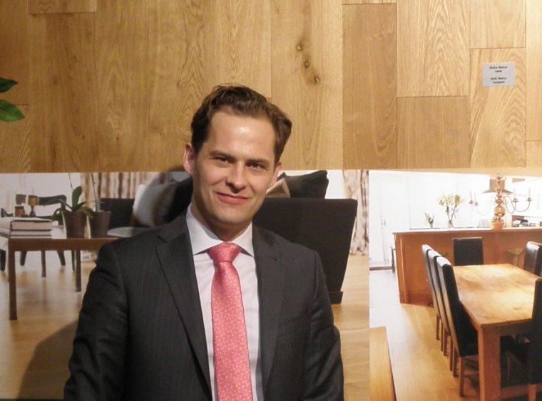 Radosław Rossa - Prezes Zarządu Ever Home SA