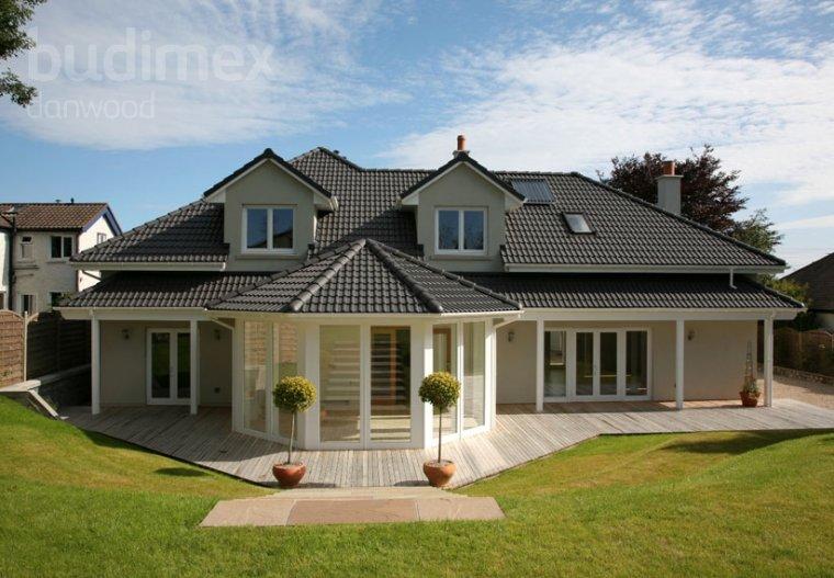 Dom wybudowany przez Danwood w Greystones w Irlandii