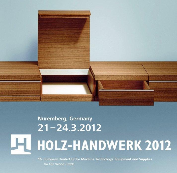 Holz-Handwerk 2014: Targi rzemiosła drzewnego