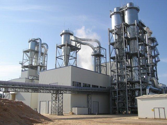 Fabryka płyt MDF w Grajewie