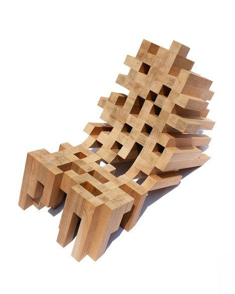 Fotel Butake