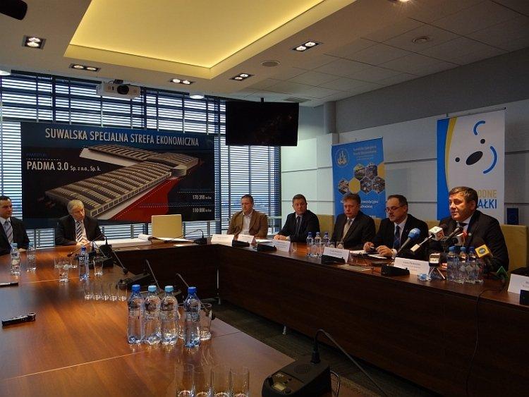 Padma 3.0 zainwestuje 53 mln zł w Suwalskiej SSE