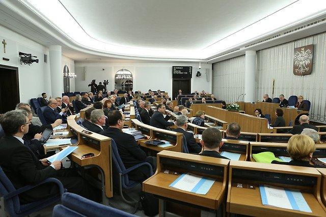 Nowelizacja ustawy o lasach - Stenogram z dyskusji w Senacie
