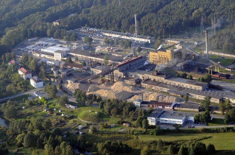 Fabryka Steico w Czarnej Wodzie