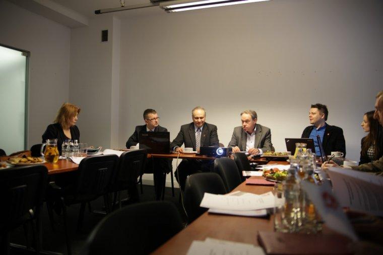 Obrady Rady Programowej V Kongresu Stolarki Polskiej