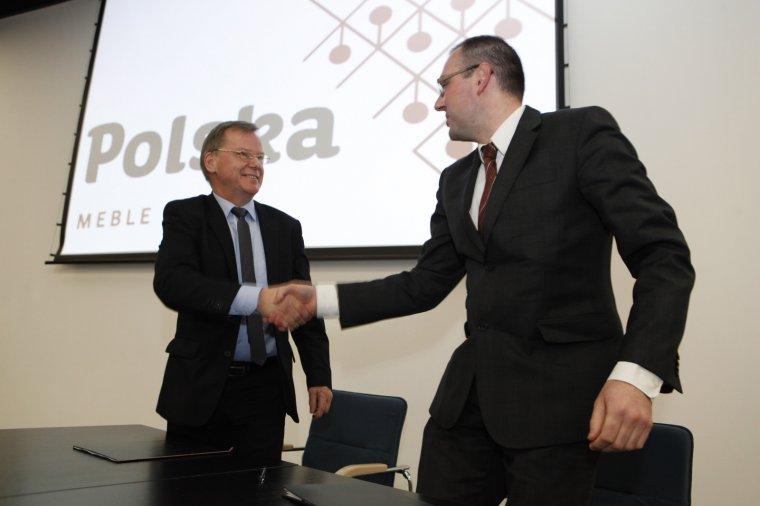 MTP podpisało umowę z FENA - Będą promować polskie meble