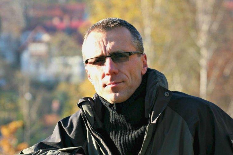Wiesław Krzewina - Zastępc dyrektora generalnego LP ds. gospodarki leśnej