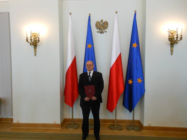 Prof. dr hab. inż. Janusz Zawadzki