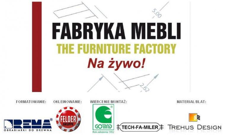 DremaSilesia: Fabryka Mebli na Żywo wyprodukuje szafki kuchenne