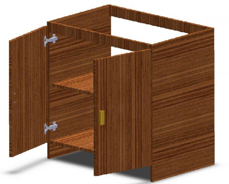 Fabryka Mebli na Żywo produkować będzie szafki kuchenne