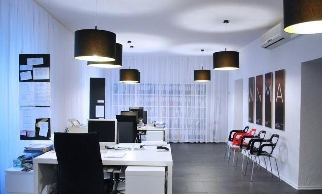 Wnętrza Biura Rachunkowego w Dąbrowie Górniczej wraz z CI autorstwa Anny Urbańskiej oraz musk collective design.