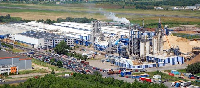 Zakład produkcyjny w Mielcu