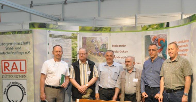 Lasy Państwowe: Spotkanie z niemieckimi organizacjami przedsiębiorców leśnych