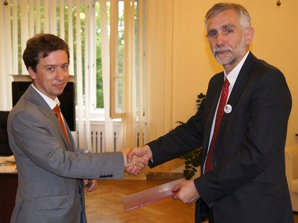 Piotr Otawski nowym Głównym Konserwatorem Przyrody