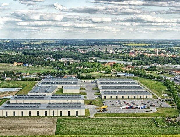 Fabryka okien dachowych w Namysłowie