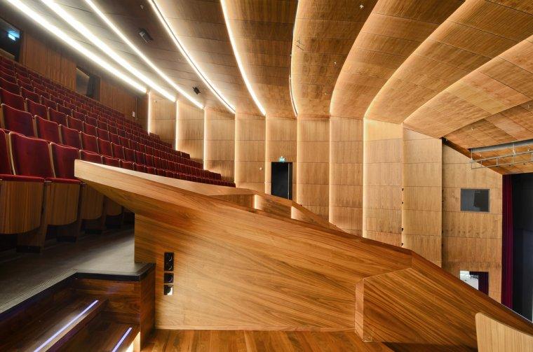Teatr Klaster Sztuki w Nieuwegein (Holandia)