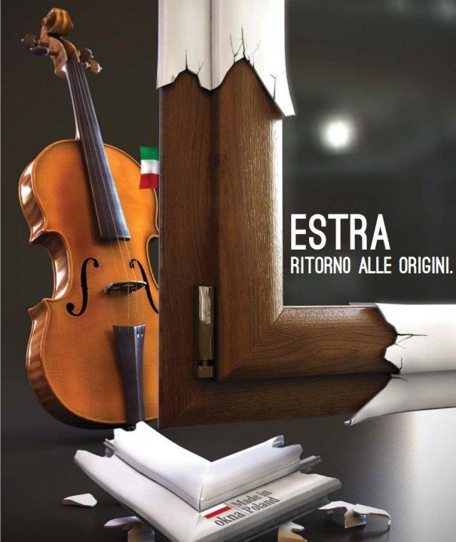 Włoska reklama dyskredytująca okna polskich producentów