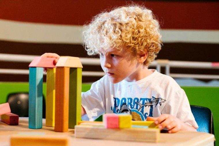 Drewniane zabawki - w służbie rozwoju dziecka