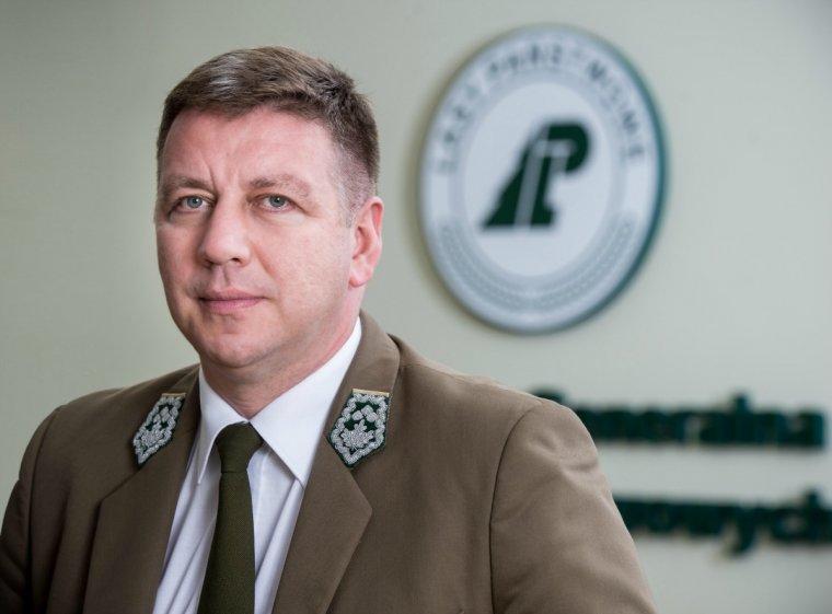 Adam Wasiak, Dyrektor Generalny Lasów Państwowych