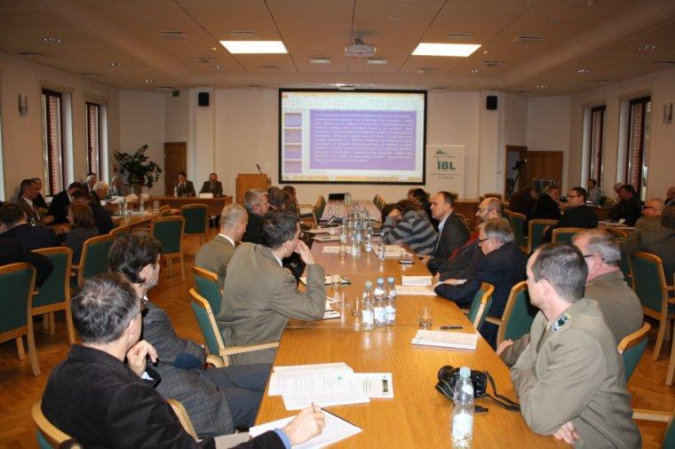 """Szósty panel ekspercki zatytułowany """"Organizacja"""" odbył się 18 listopada w IBL"""