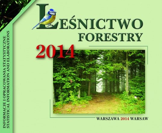 Leśnictwo 2014