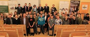 I Ogólnopolski Młodzieżowy Konkurs Wiedzy o Drewnie