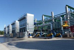 Instalacja cieplna fabryki LVL w Czarnej Wodzie
