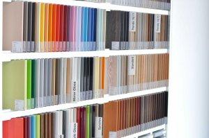 Dekory MDF - Ekspozycja w Kronospan Design Center