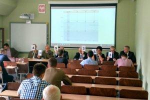 Finał Ogólnopolskiej Olimpiady Bezpieczeństwo i Higiena Pracy w Leśnictwie