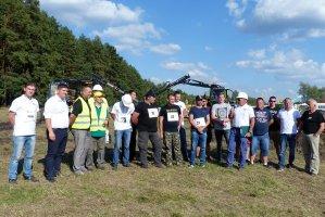 Targi Eko-Las 2016 - II Mistrzostwa Polski Operatorów Forwarderów