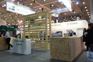 Jednym z najważniejszych klientów Sodra Polska jest segment produkcji konstrukcji drewnianych