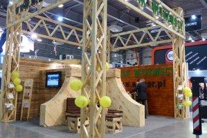 BUDMA 2017: konstrukcje drewniane