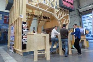 BUDMA 2017: systemy budownictwa z drewna masywnego