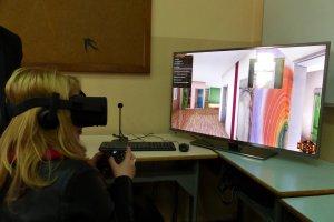 Wirtualna rzeczywistość wykreowana narzędziami Palette Cad