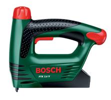 <center>Zszywacz akumulatorowy <br>Boscha PTK 3,6 V.<br><i>fot.:Bosch</i></center>