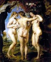 Trzy Gracje (Rubens, XVII w.)