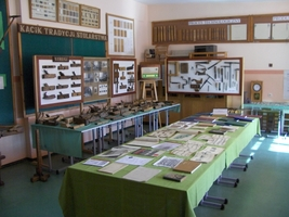 Sala tradycji stolarskich