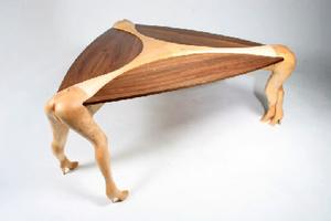 Trio - ten oryginalny stół można kupić za 19.995 &#8364