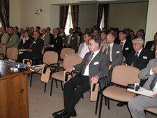 Uczestnicy sympozjum