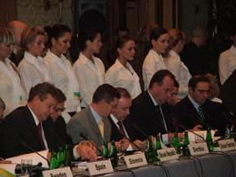 <font color=gray>V Konferencja<br> Ministerialnego Procesu <br>Ochrony Lasów w Europie</font>