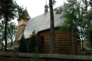 <center>Kościół w Binarowej</center>