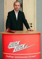 Adam Wawrzyńczyk - koordynator ds. sieci Ruck Zuck