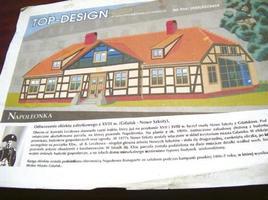 <center><font color=darkred><b>   Projekt budowy obiektu<br>wspólrealizowanego<br>przez firmę<br> Kazimierza Węsierskiego</b></font><center>