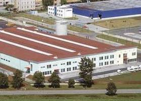 Zakład produkcyjny w Vyškov