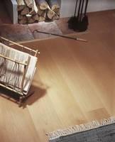 Podłoga z buka